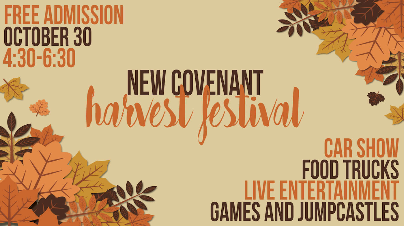 New Covenant Festival